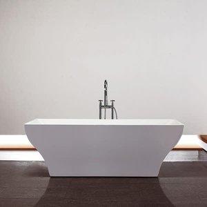 Da Vinci Da Vinci 71'' Freestanding Bathtub Jade