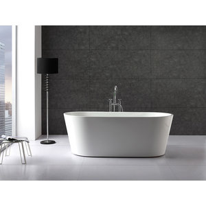 Aura Freestanding Bathtub Jade