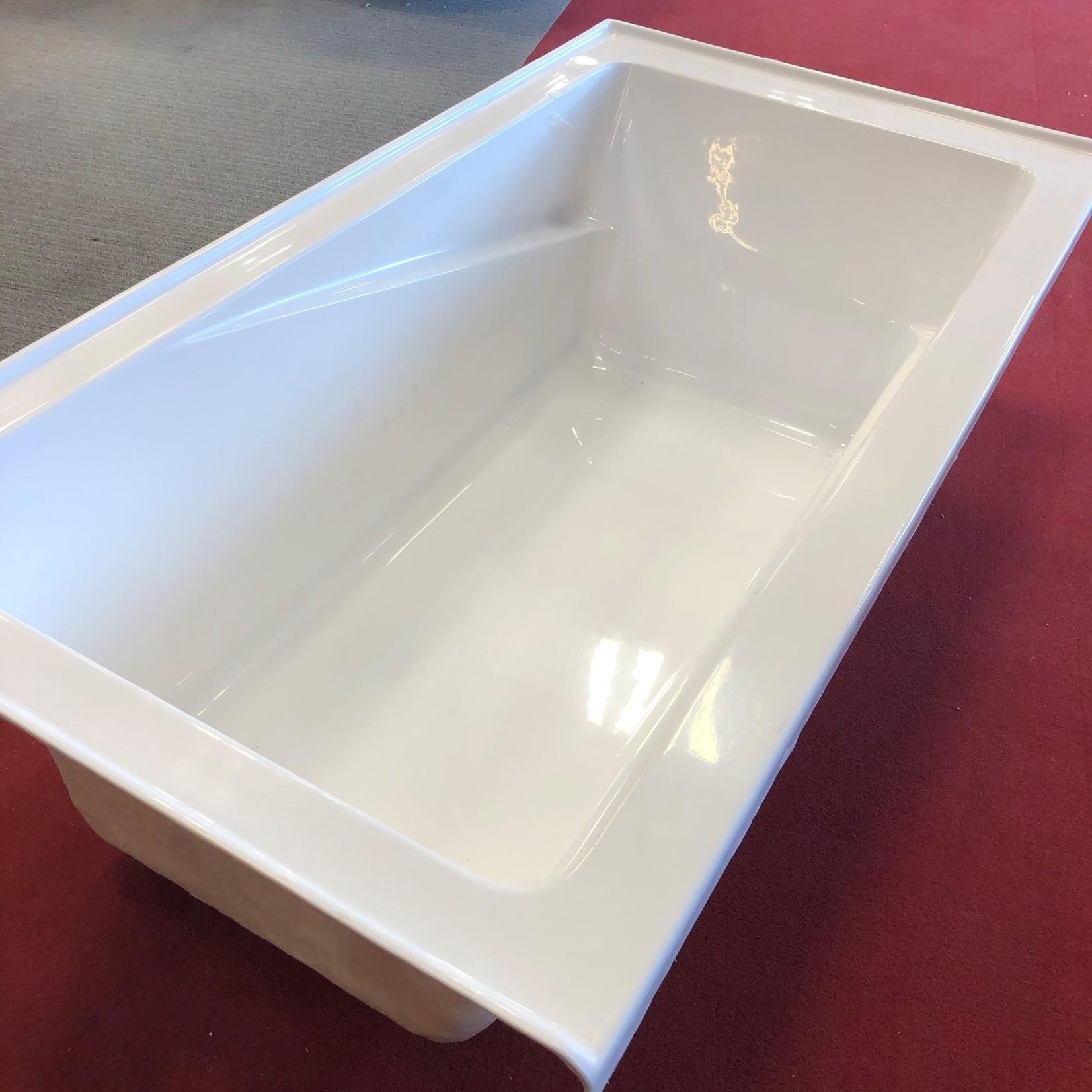 Drop-in 60'' Bathtub