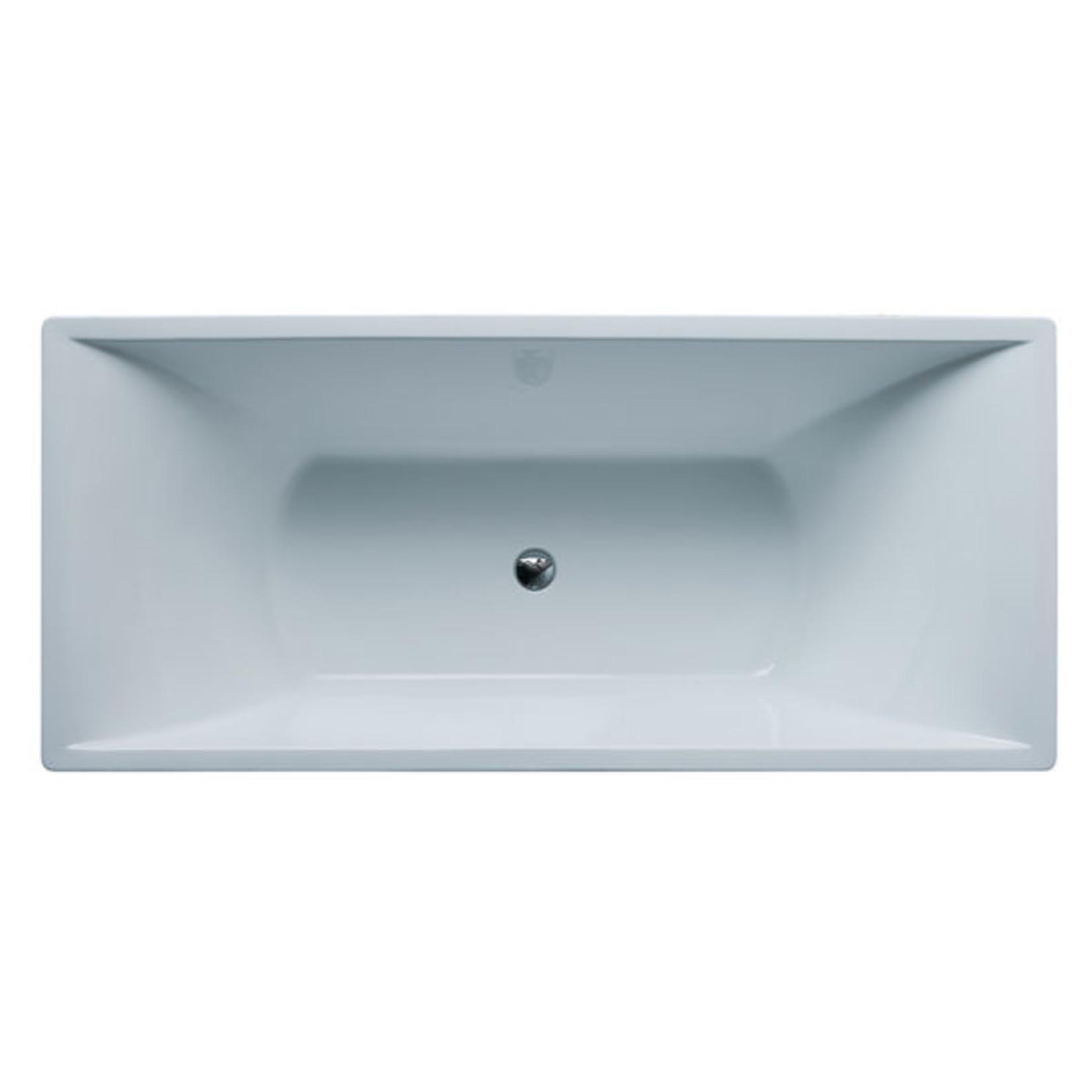 Da Vinci 71'' Freestanding Bathtub Jade