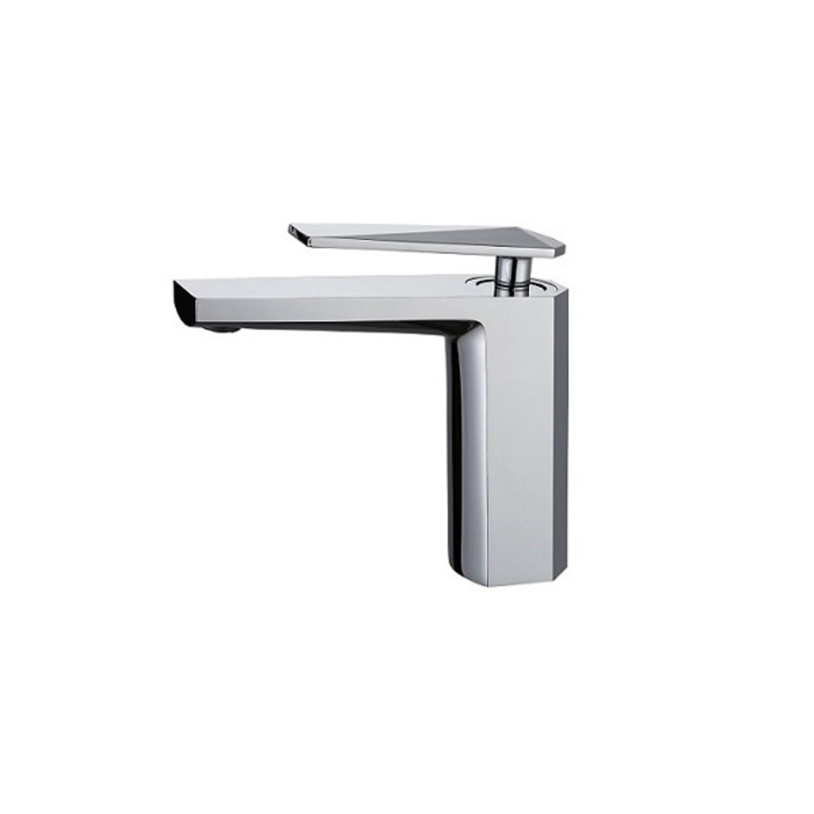 Chrome sink faucet 6808