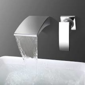 Allure wall-mounted sink tap OVE