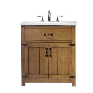 kenwood Vanity 30 '' brown Kenwood Ove