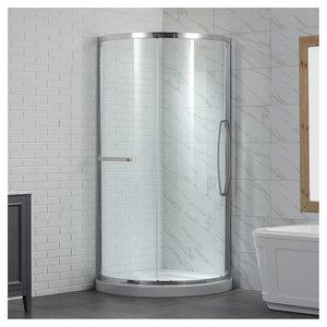 Karina 36 '' corner shower