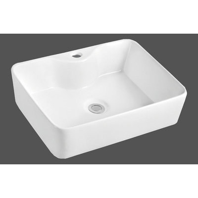tr1253 Bell 125 TR porcelain bathroom sink