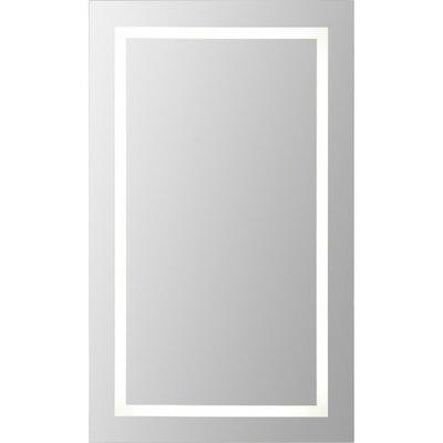 renwil Miroir à éclairage DEL intégré