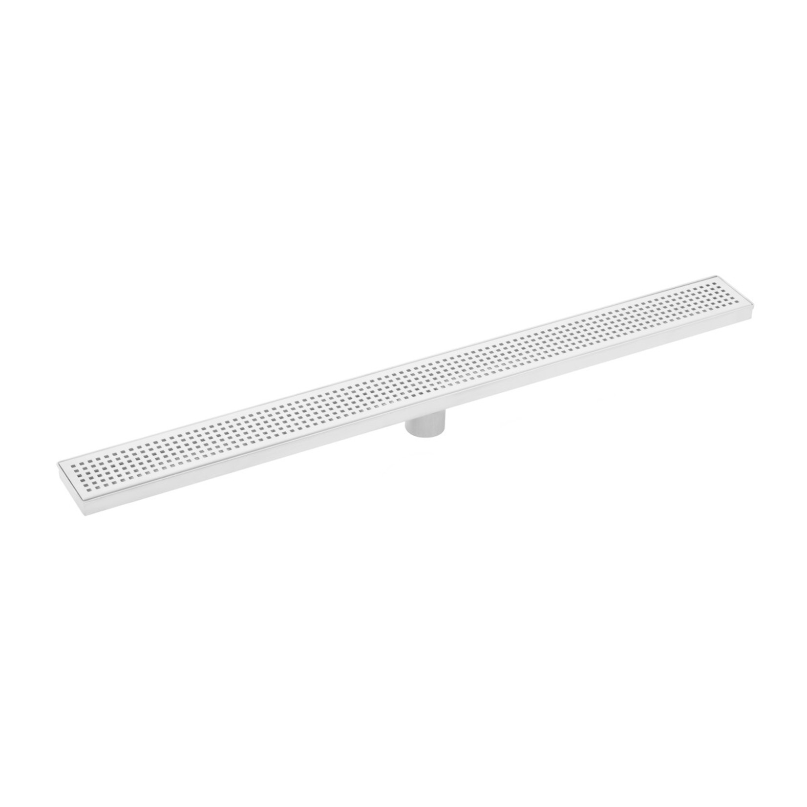 Stainless steel linear drain LBE model