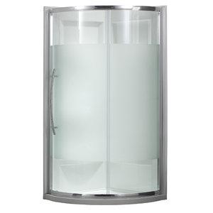 Corner shower OVE Steph 34 ''
