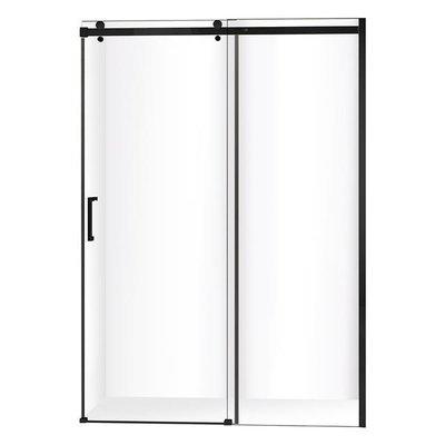 Shower door Quartz black 60''x78 '' 8mm 6440-60-11
