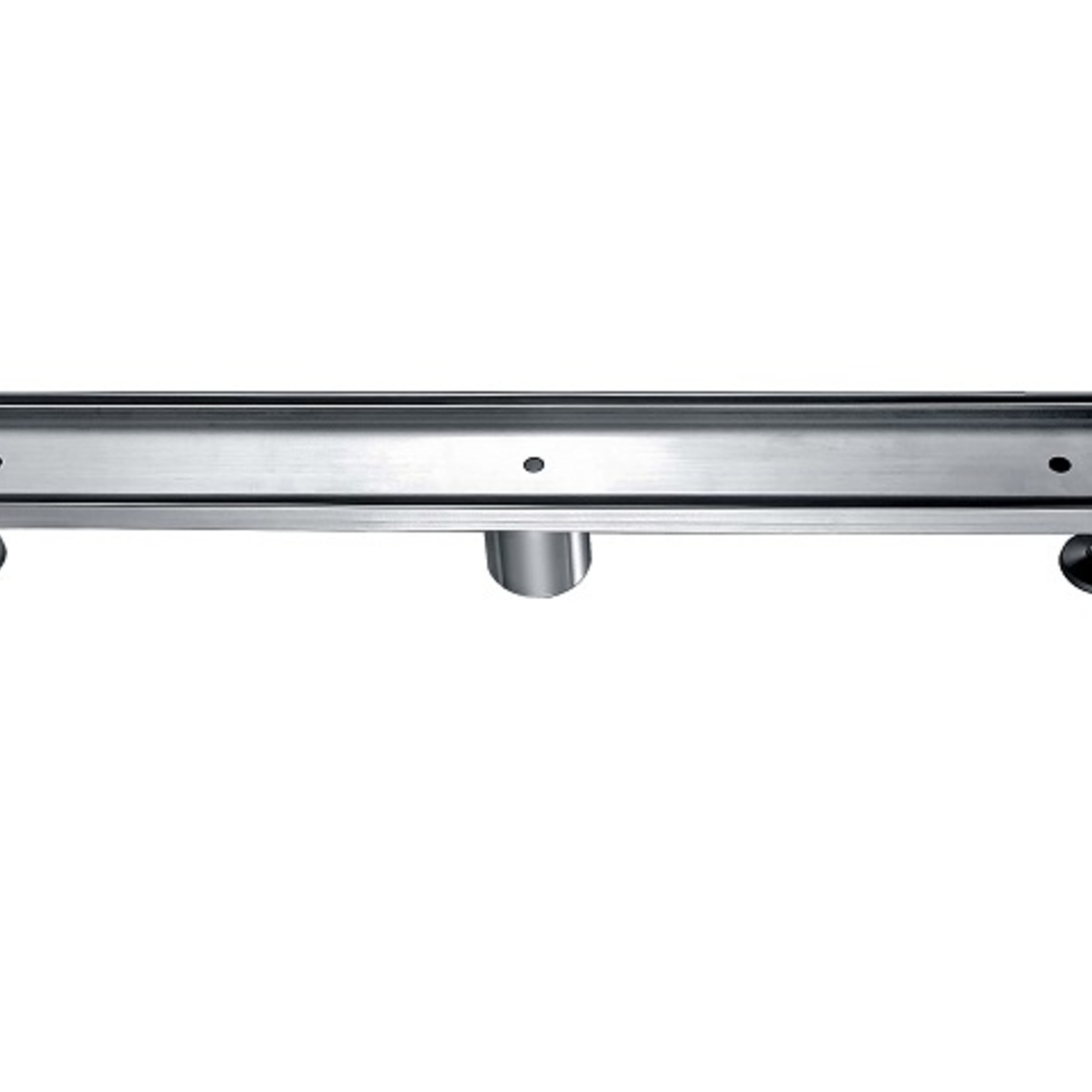 Stainless steel linear drain LCO model