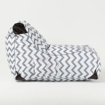 Paola Paola Chevrons Lounge Chair
