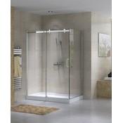 Quartz Shower Chrome Jade