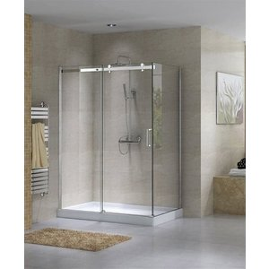 Quartz Shower Chrome Jade