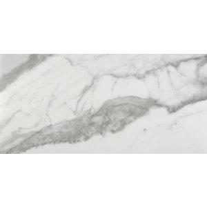Olympia Ceramique Eterna calacatta gris mat 12x24 (16pi2/boite)