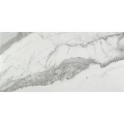 Olympia Ceramic Eterna calacatta matt gray 12x24 (16ft2 / box)