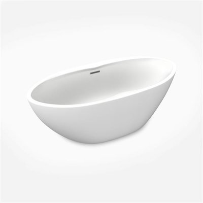"Jade Gemma 67 ""freestanding one-piece bath"