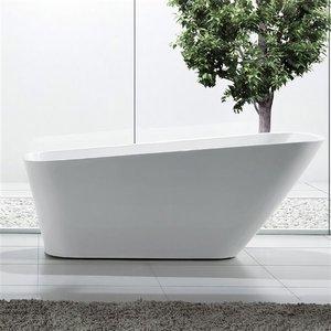 "Jade 67 ""One Piece Freestanding Bath"