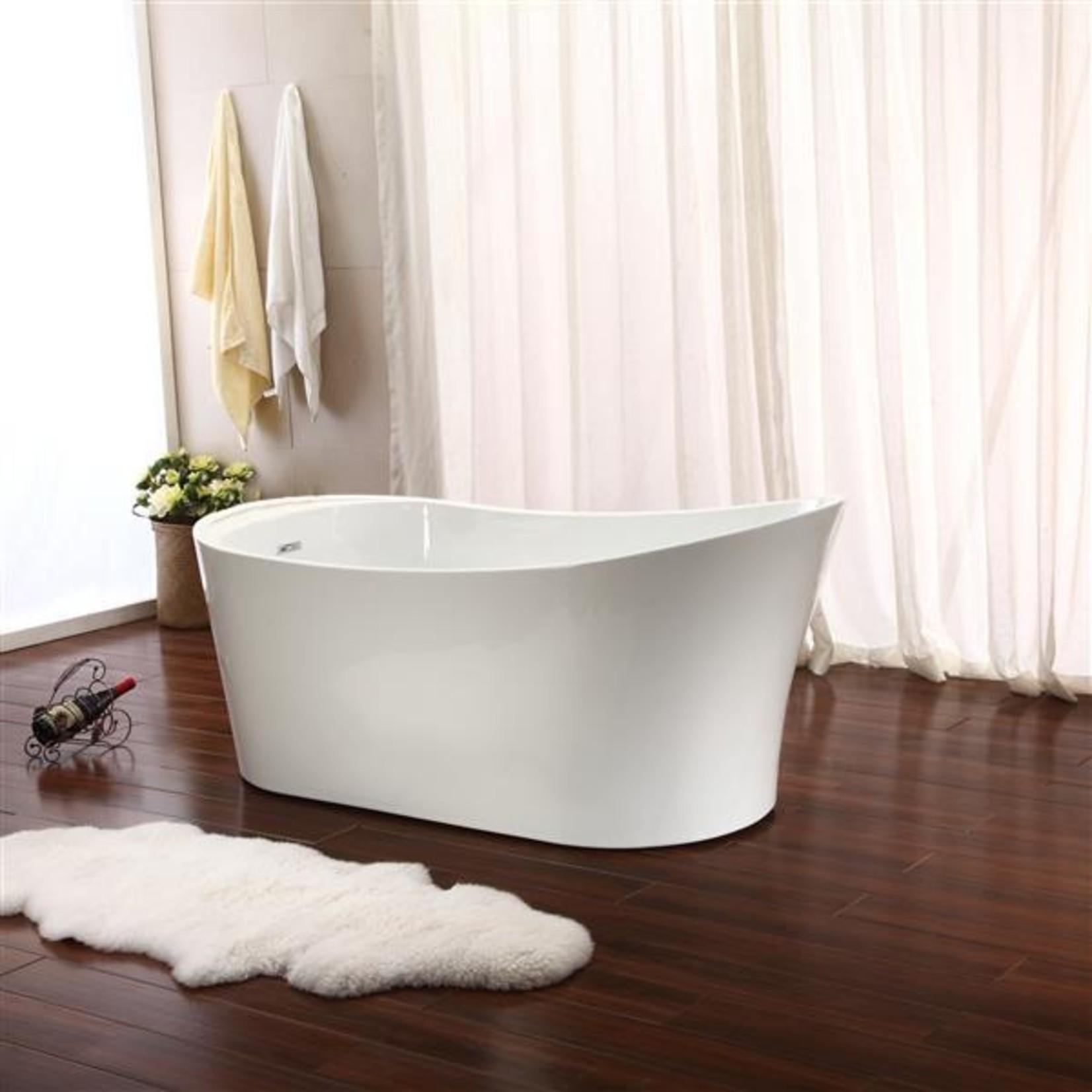 "Jade Freestanding bath Illinois 67 """