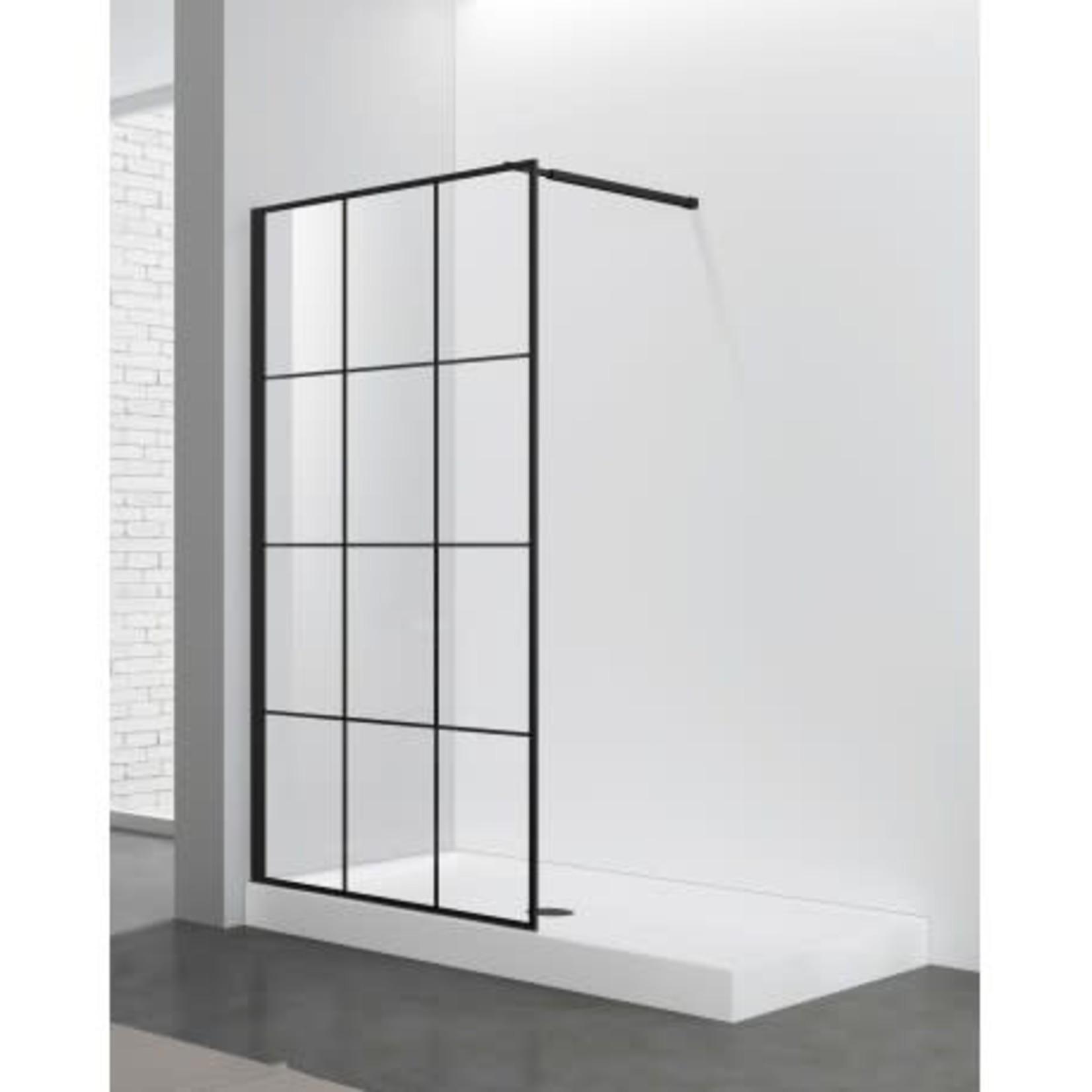 Syrius Italian style glass shower