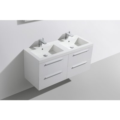 CDC CDC 55 '' white top and sink included