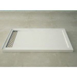 Shower base 36''x 60 '' left CDC7808-7l