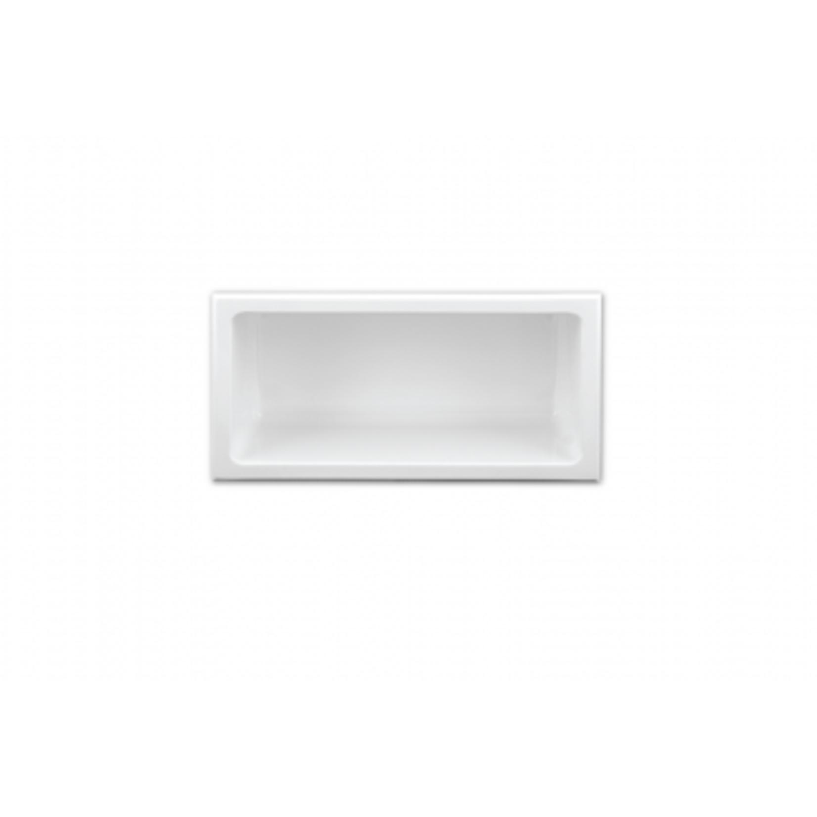 Wall niche 12x6 White Nautika NI126W
