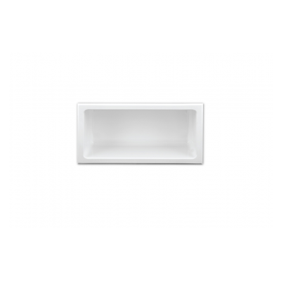 Shower niche 12x6 white Nautika NI126W