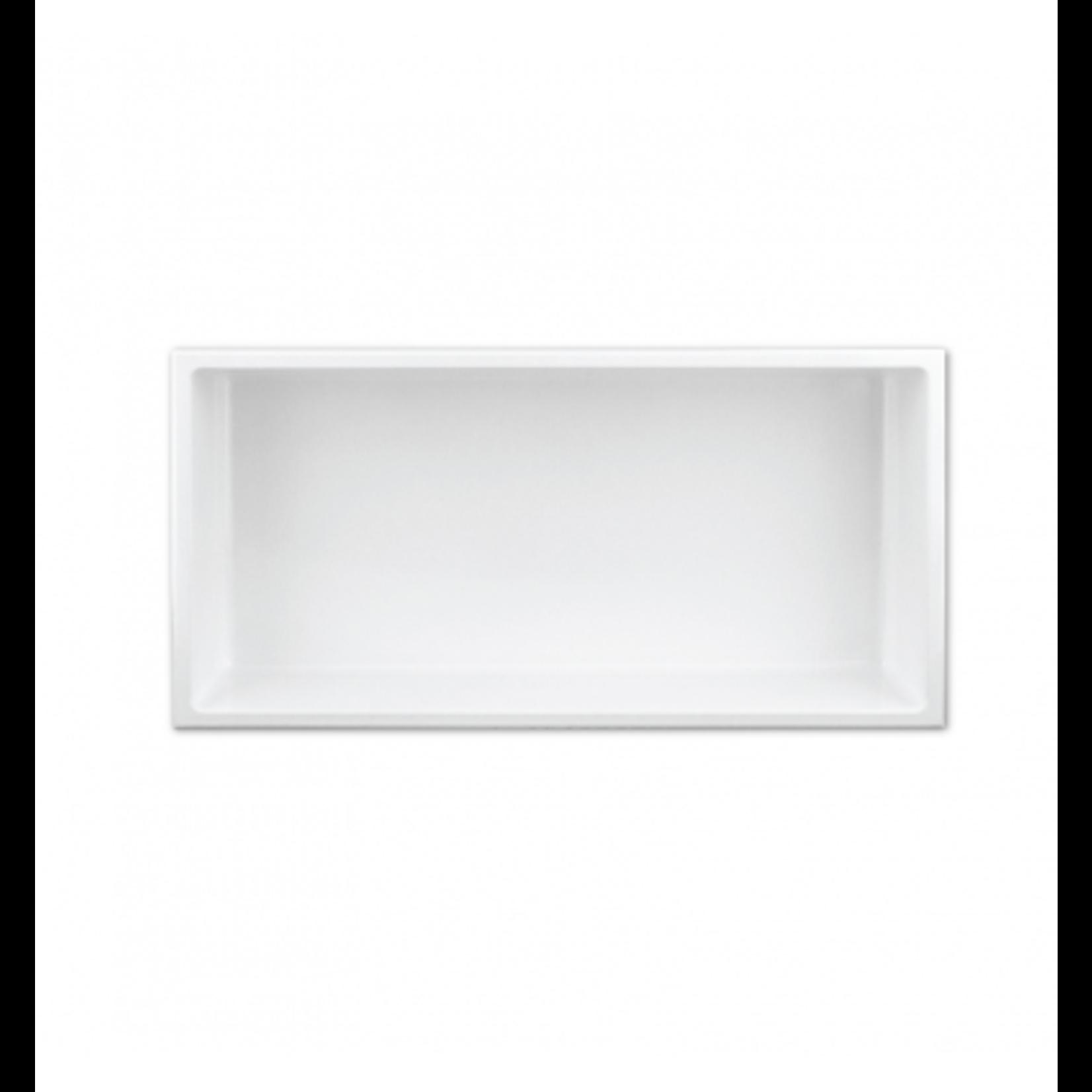 Wall niche 12x24 White Nautika NI1224W