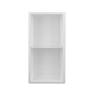 Shower niche 24x12 white Nautika NI2412TW