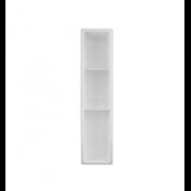Shower niche 36x8 white Nautika NI368W