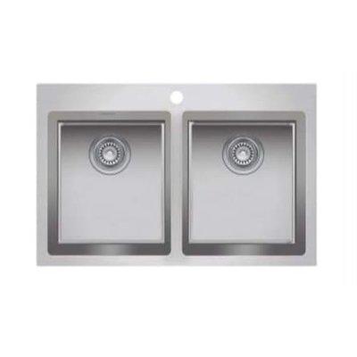 Kitchen sink ZR1100 530x519x228mm