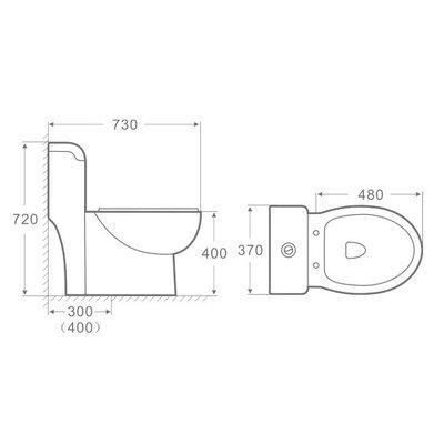 Archimat MJ-310 Toilet