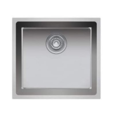 Kitchen sink in stainless ZR1050U 457x406x228mm