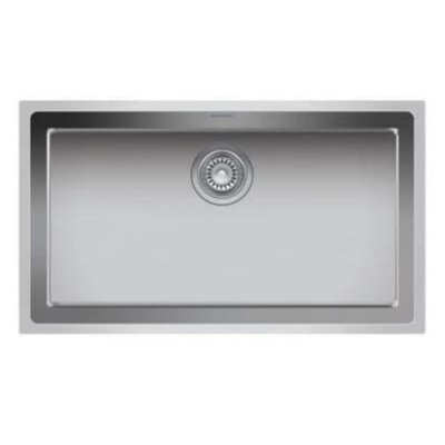 Kitchen sink in stainless ZR1030U 787x456x228mm