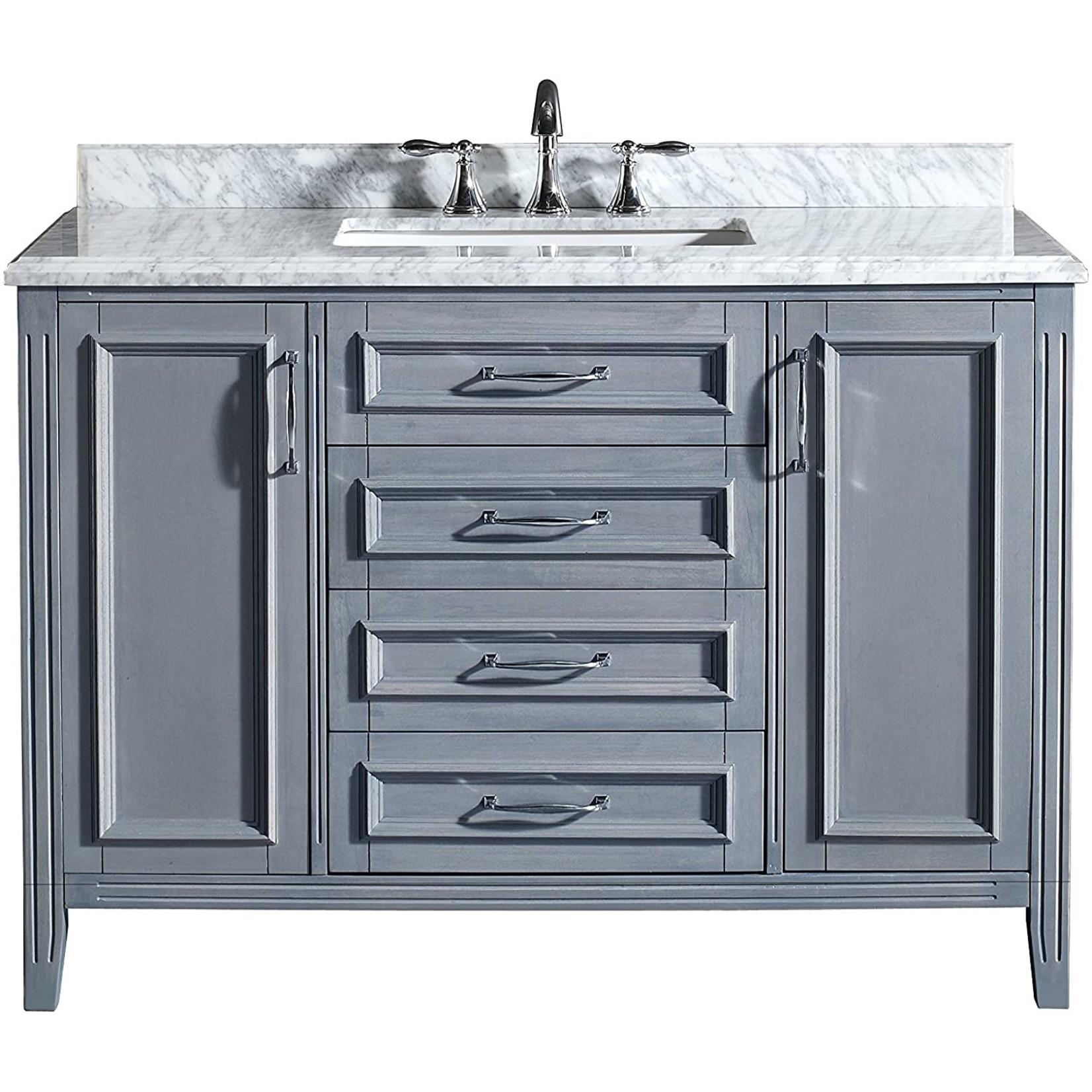 Vanity 48 '' gray Daniel Ove