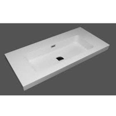 Bellati Bellati LR1005 semi-inset composite washbasin