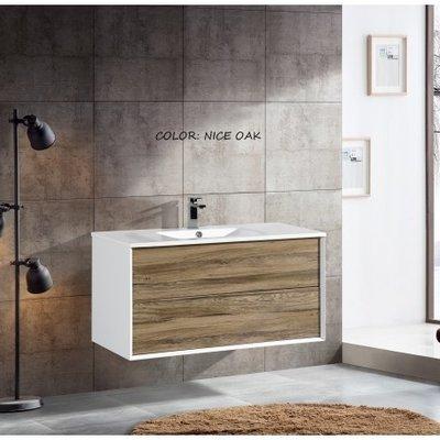 """Vanity 40 """"165100 Nice Oak"""
