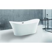 Buri freestanding bath