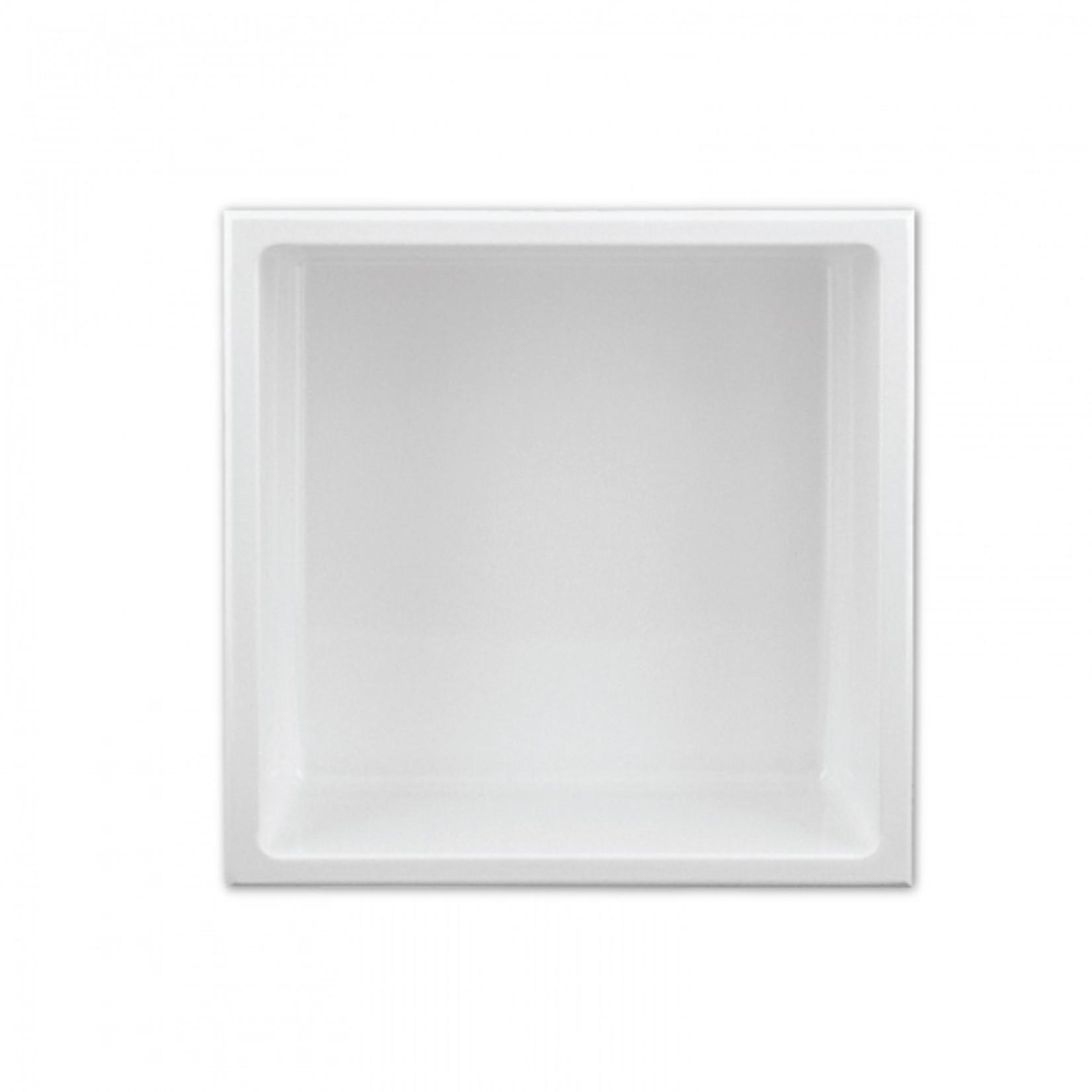 Wall niche 12X12 White Nautika NI1212W