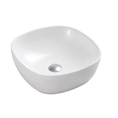 Bathroom sink 1268-1 white
