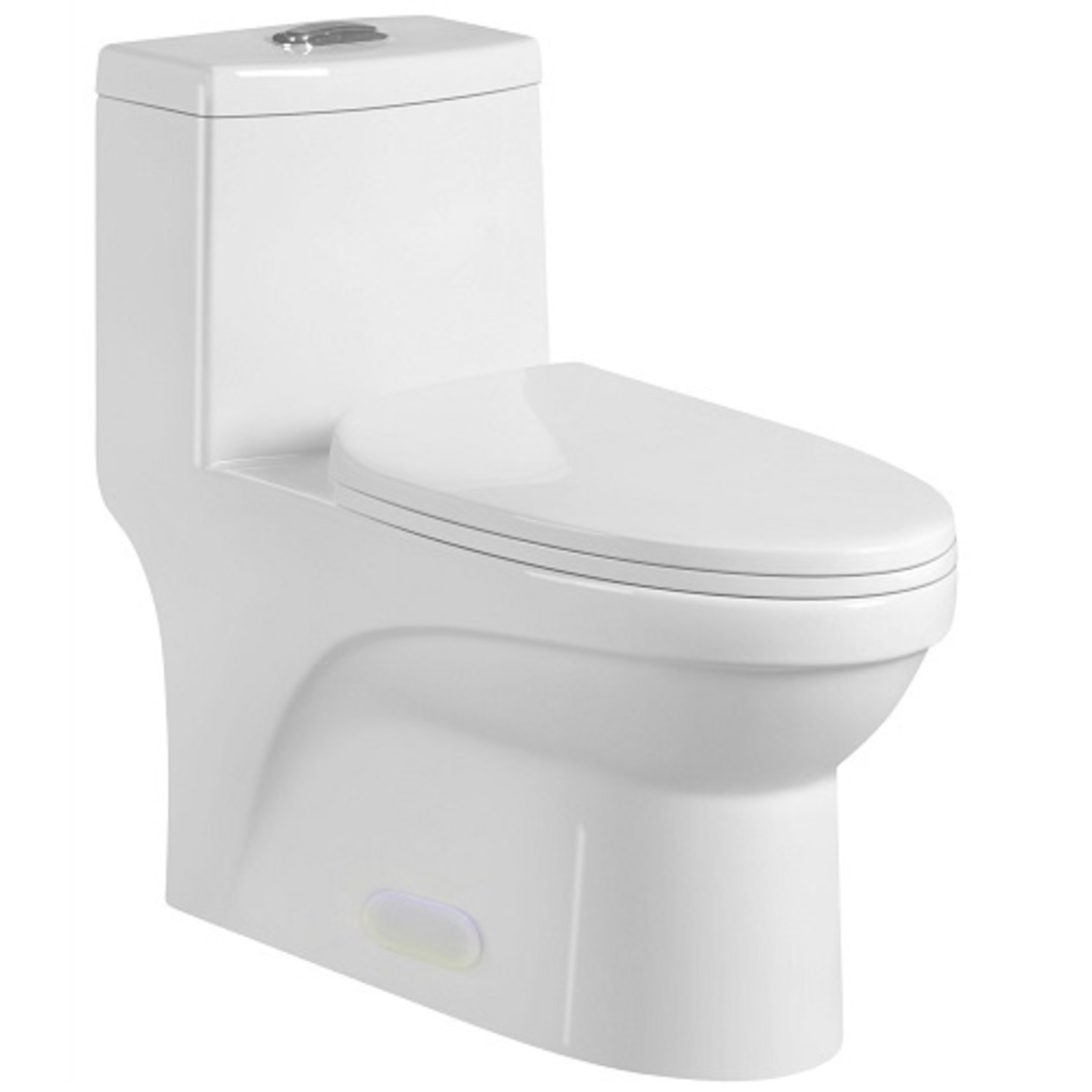 One-piece toilet 12050