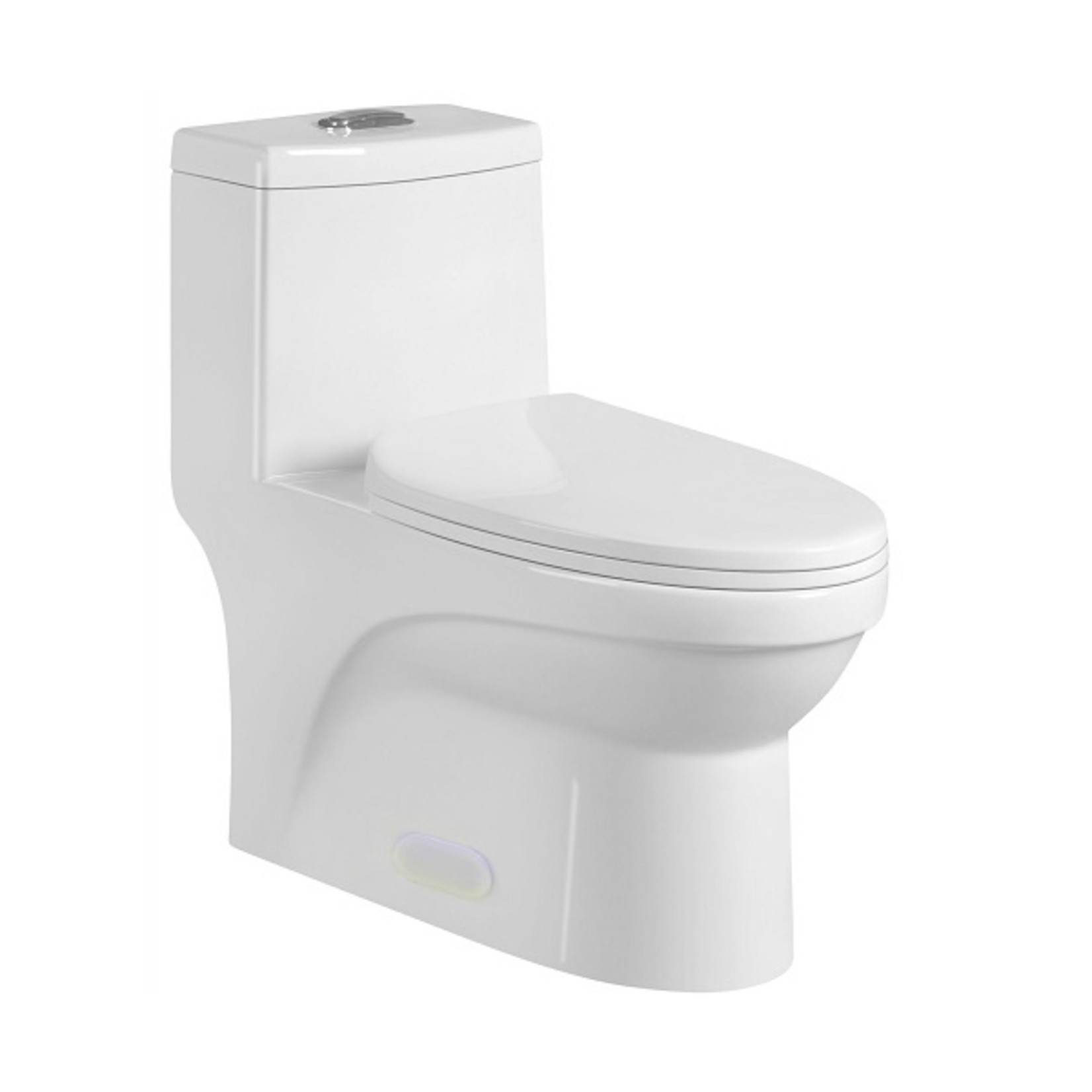 One-piece toilet 12050