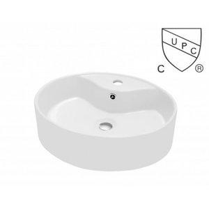 Lavabo vasque - Montage sur plan S-600