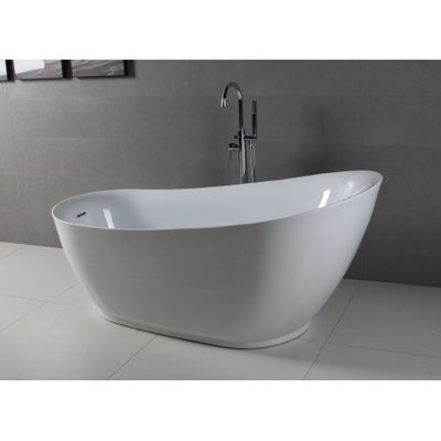 Freestanding bathtub oru 67 ''