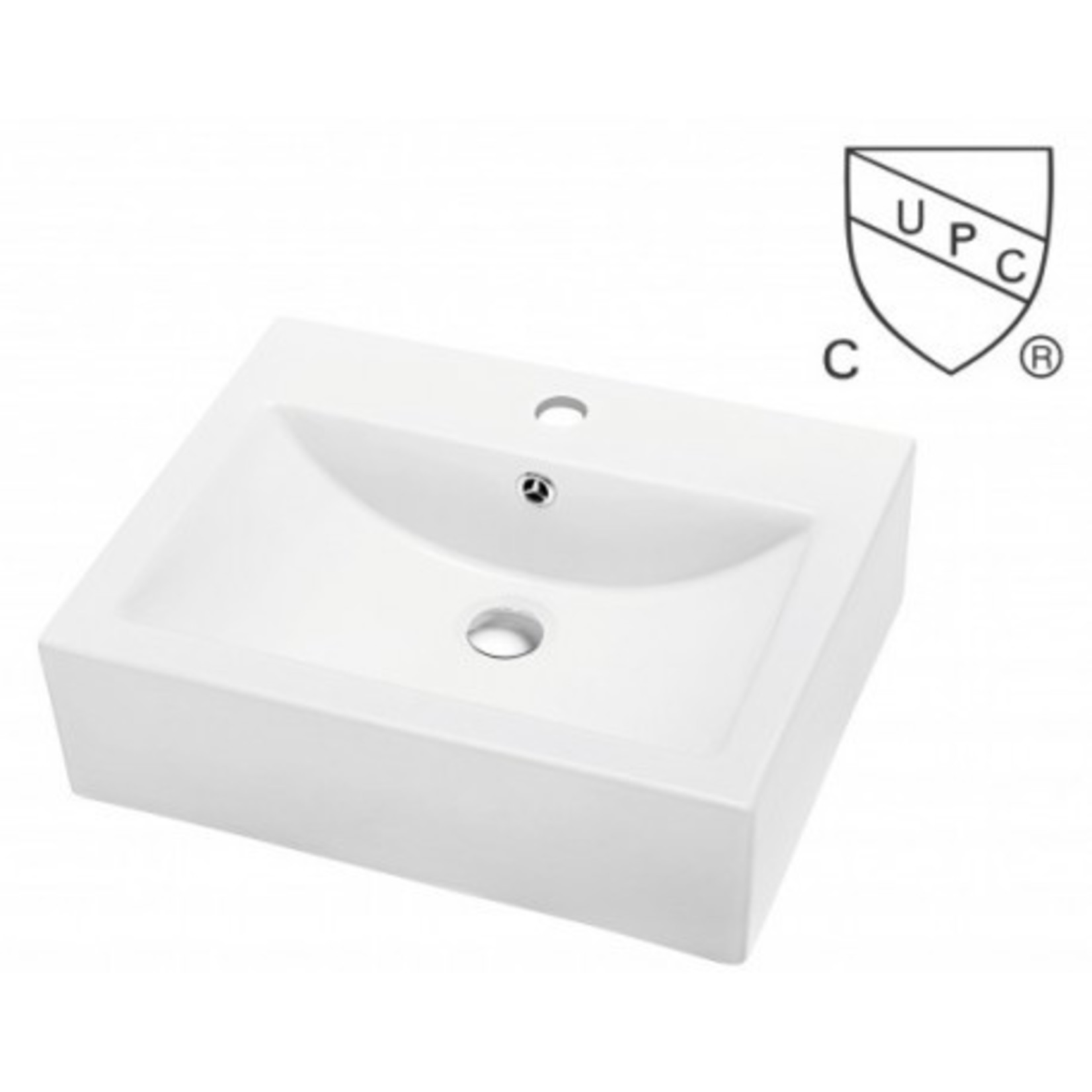 Washbasin Vessel - Countertop mounting S-200