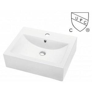 Lavabo Vasque - Montage sur plan S-200