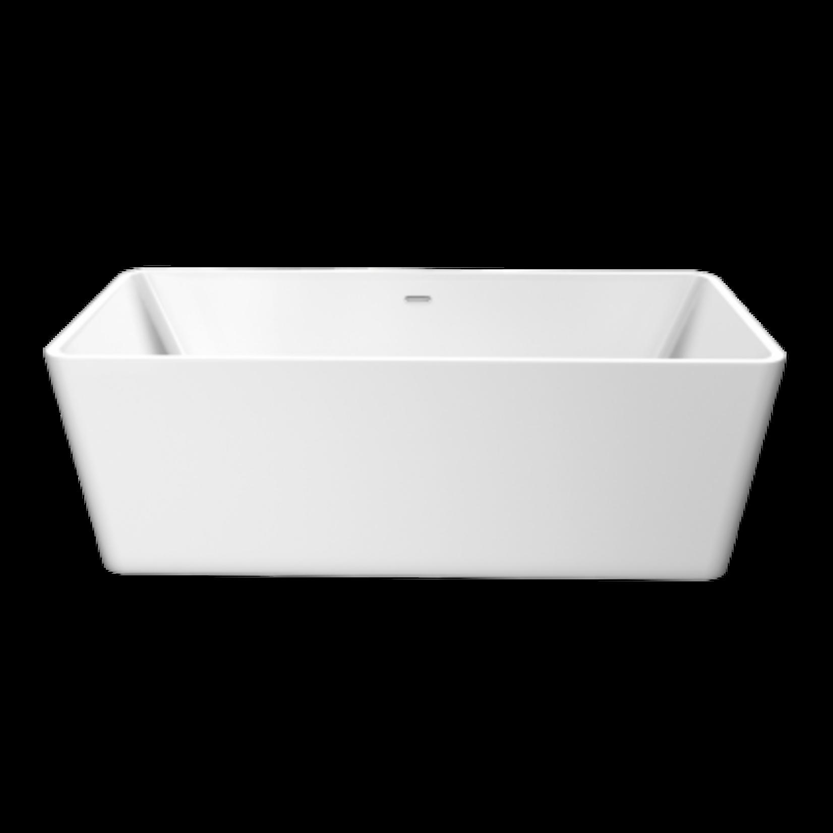 Freestanding bathtub nautika priya