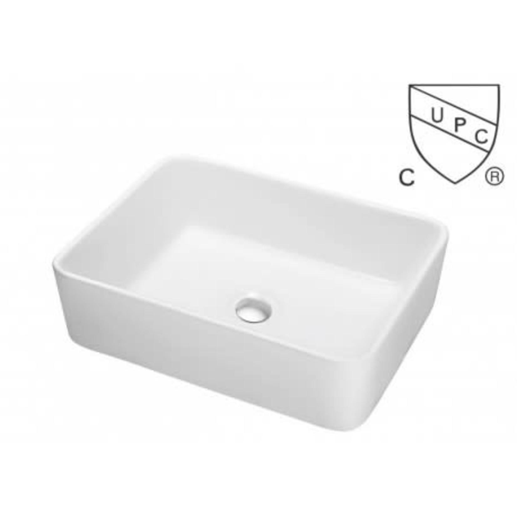 Luhö Vasque en porcelaine Luho 6009A