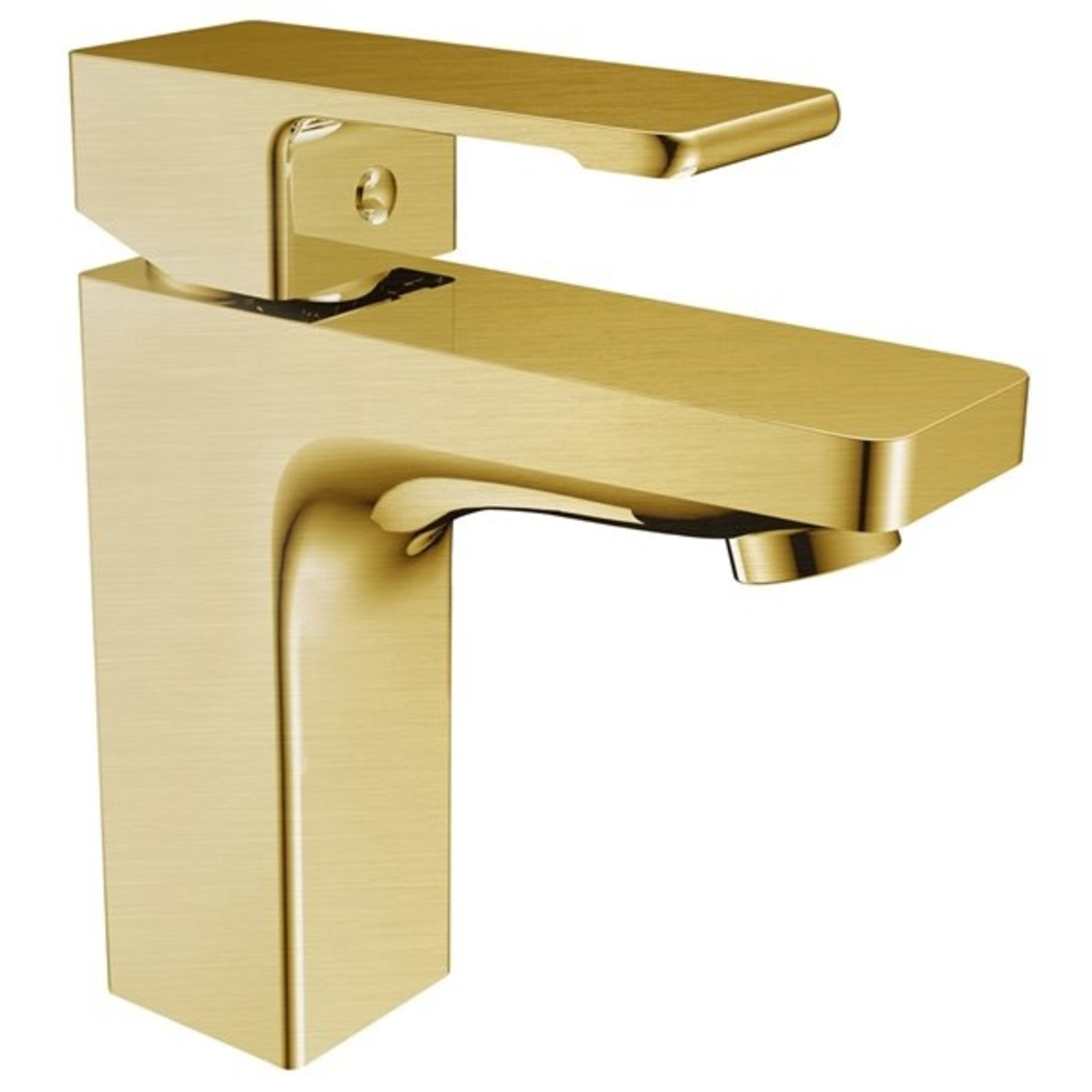 Hadley Gold Lavatory Faucet 8602