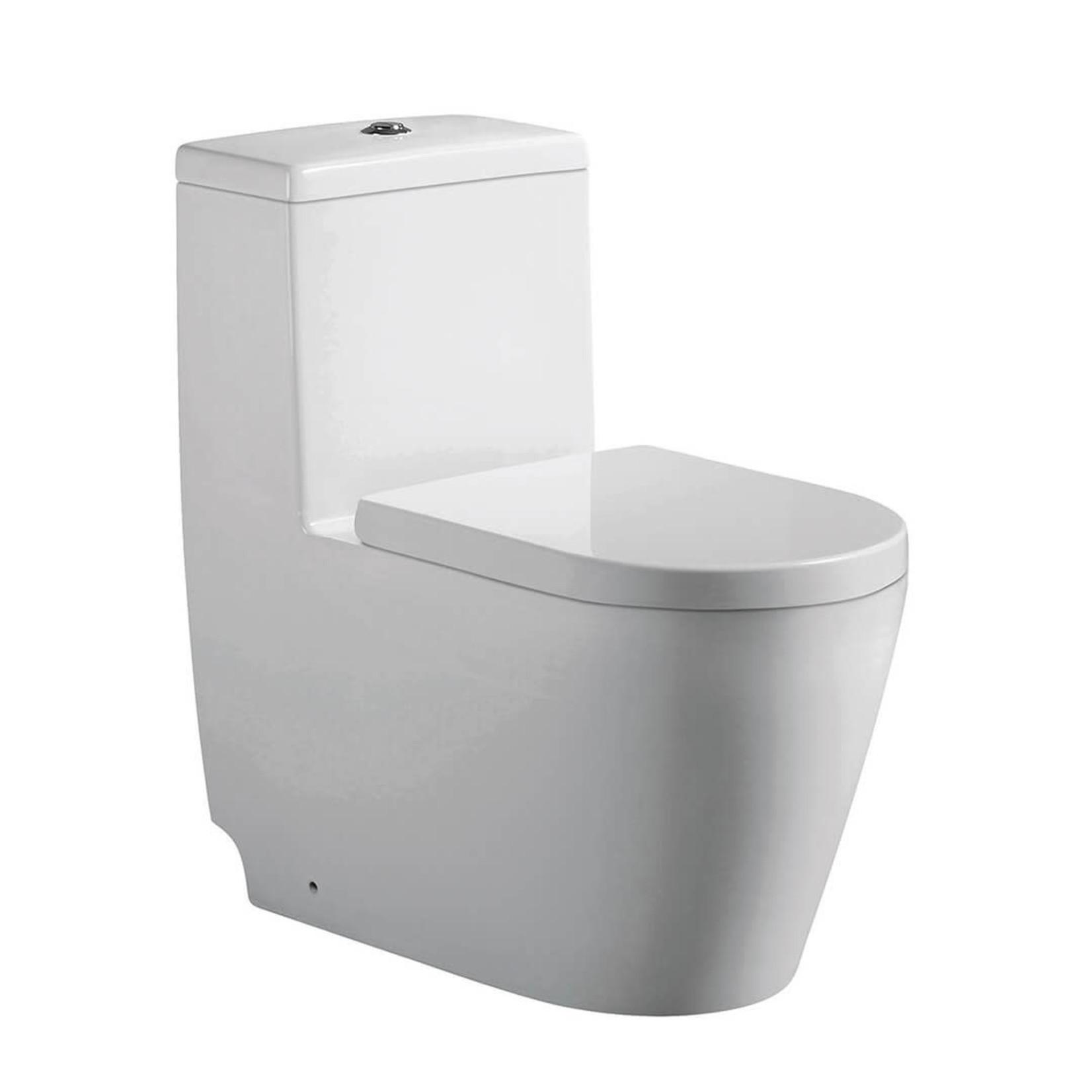 Giselle One-Piece Toilet